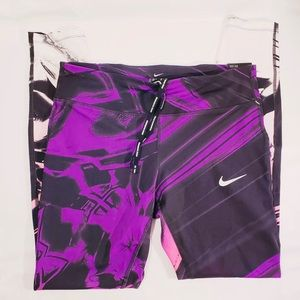 Nike Women's Power Epic Lux Crop Running Tights